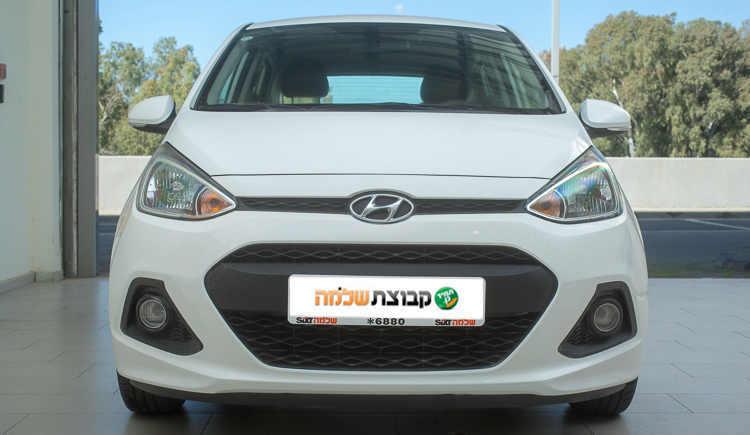 מודרני מכירת רכב יונדאי I10 שנת 2015| שלמה סיקסט NT-23