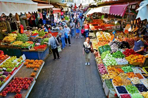 השווקים של תל אביב