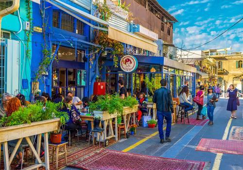 לטייל ברחובות תל אביב זה הכי ישראלי