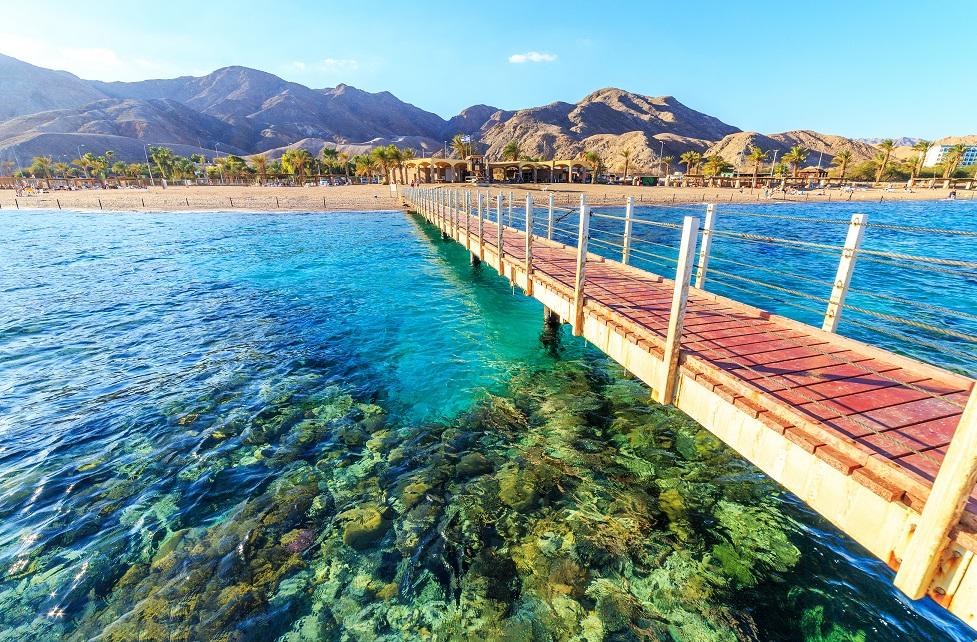 שמורת האלמוגים באילת