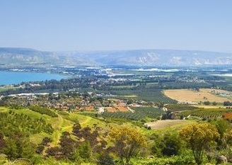 אגם הכינרת - שלמה סיקסט השכרת רכב בישראל