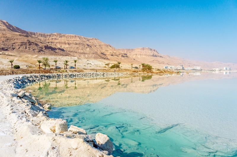 ים המלח לאורך כביש 90 - השכרת רכב בישראל