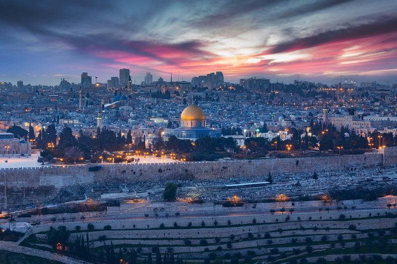jerusalem - car rental in israel