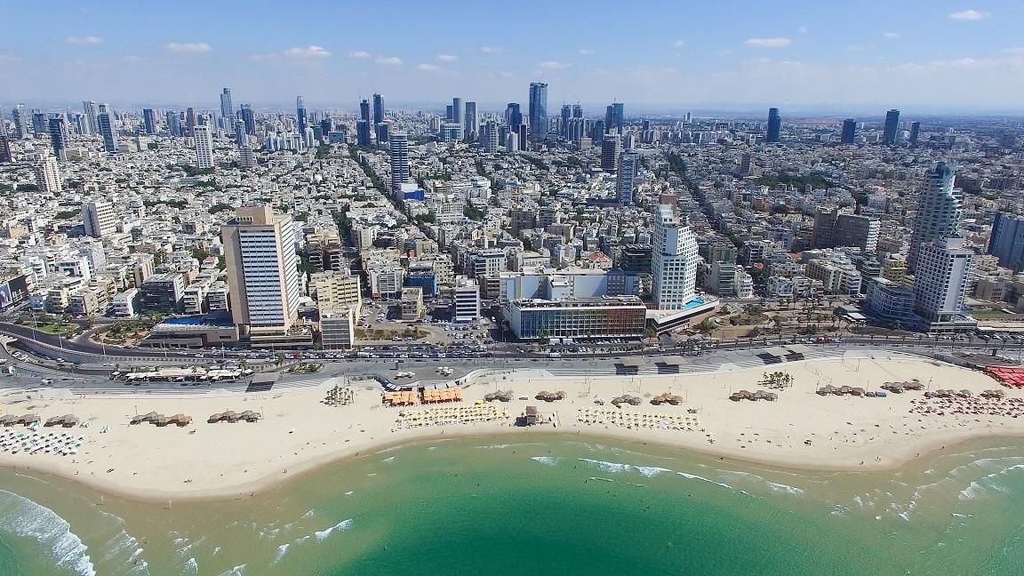 חופי תל אביב - שלמה סיקסט השכרת רכב