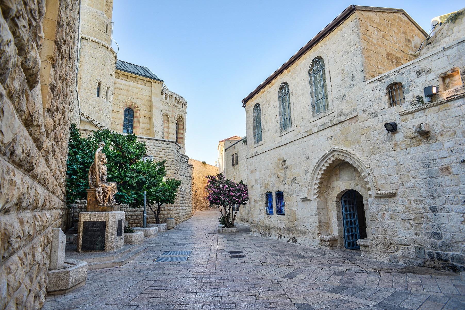 השכרת רכב בירושלים - אטרקציות