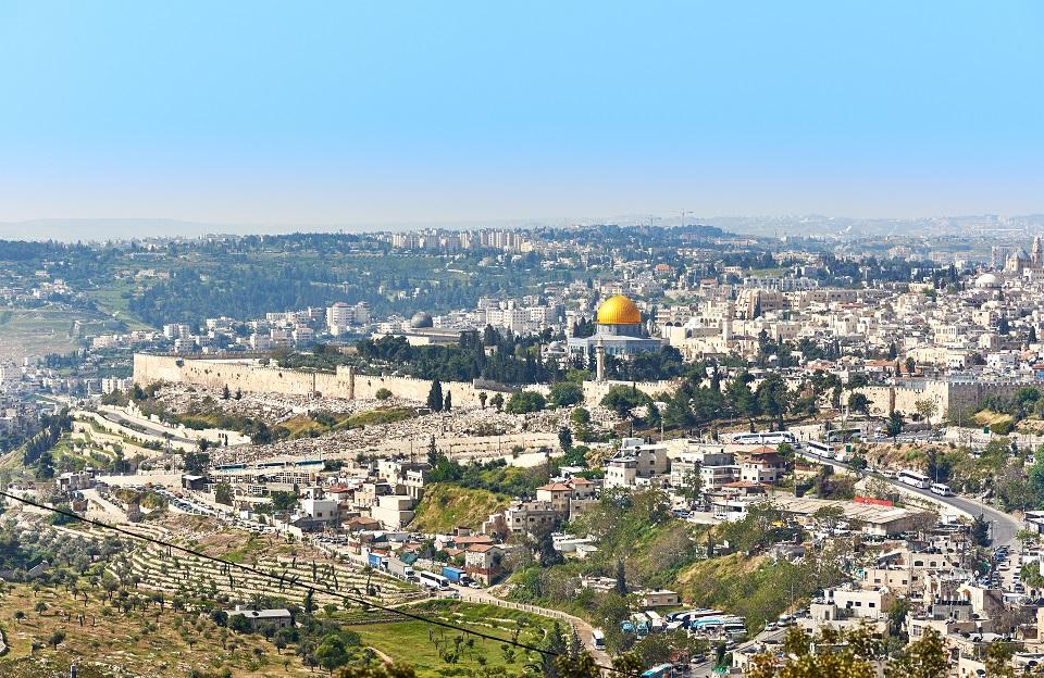 השכרת רכב בירושלים - אטרקציות חובה